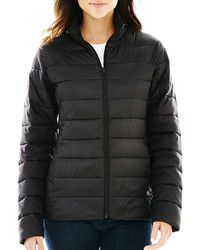jcpenney Ana Ana Packable Puffer Jacket
