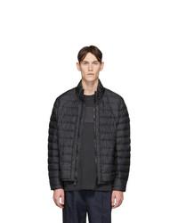 Woolrich Black Bering Jacket