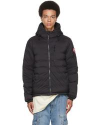 Canada Goose Black Black Label Down Lodge Jacket
