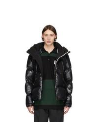Burberry Black Desford Puffer Jacket