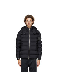 Moncler Black Down Aravis Jacket
