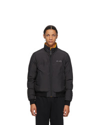 Off-White Black Down Arrows Jacket
