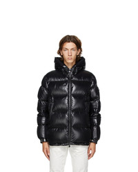 Moncler Black Down Ecrins Jacket