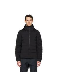 Moncler Black Down Eze Jacket