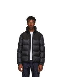 Moncler Black Down Faiveley Jacket