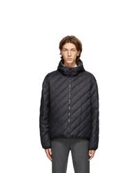 Fendi Black Down Forever Puffer Jacket