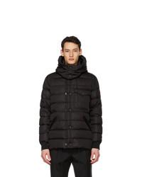 Moncler Black Down Gaite Jacket