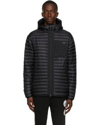 Burberry Black Down Packable Lenham Jacket