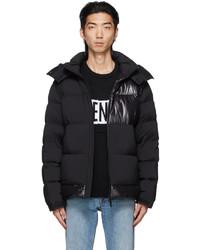 Moncler Black Down Pallardy Jacket