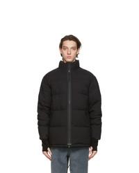 Kenzo Black Down Puffer Jacket