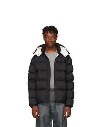 Moncler Black Down Wilms Jacket
