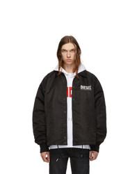Diesel Black J Akio A Jacket