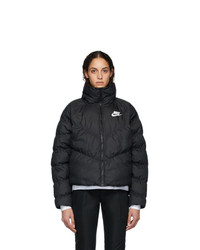 Nike Black Nsw Sportswear Jacket