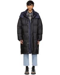 Stella McCartney Black Oversized Puffer Jacket