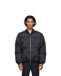 Maison Margiela Black Puffer Jacket