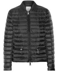 Moncler Blen Quilted Shell Down Jacket Black