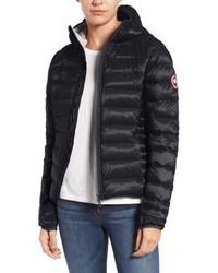 Brookvale packable hooded quilted down jacket medium 5387782
