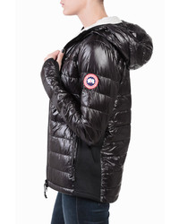 Canada Goose jackets replica authentic - Canada Goose Hooded Puffer Jacket Black | Where to buy & how to wear