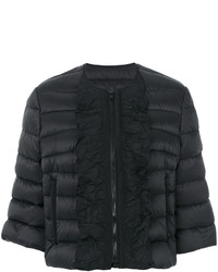 RED Valentino Cropped Puffer Jacket