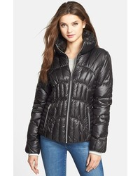GUESS Fitted Down Feather Jacket