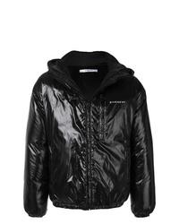 Givenchy Hooded Logo Jacket