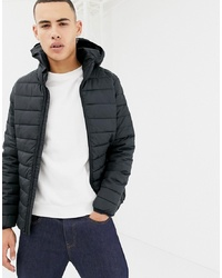 ONLY & SONS Hooded Quilted Jacket