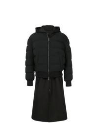 Neil Barrett Hybrid Puffer Coat
