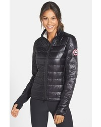 Canada Goose Hybridge Lite Slim Fit Mixed Media Down Jacket