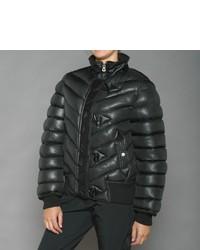Lexen Black Puffer Jacket