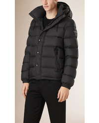 Burberry Lightweight Down Filled Puffer Jacket
