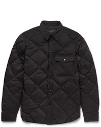 rag & bone Mallory Quilted Shell Down Shirt Jacket
