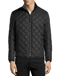 Marc By Andrew Marc New York Floyd Zip Pocket Puffer Jacket Black