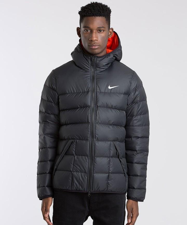 988834a9e254 nike black puffer jacket
