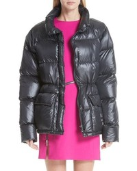 Alexander Wang Oversize Down Fill Puffer Coat