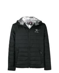 Plein Sport Padded Hooded Jacket