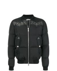 DSQUARED2 Padded Zipped Jacket