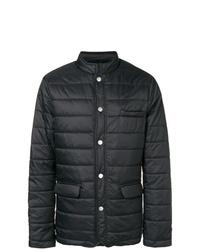 Eleventy Press Stud Padded Jacket