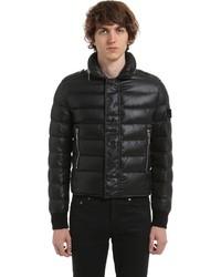 Saint Laurent Quilted Nylon Down Jacket