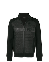 Plein Sport Quilted Padded Jacket