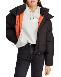 BDG Urban Outfitters Batwing Puffer Jacket