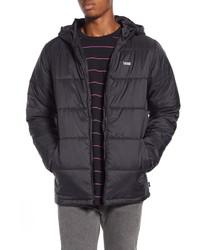 Vans Woodridge Water Resistant Hooded Nylon Puffer Jacket