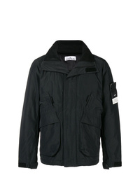 Stone Island Zip Up Padded Jacket