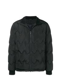 Z Zegna Zipped Padded Jacket
