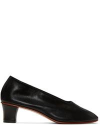 Martiniano Black High Glove Heels