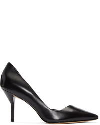 3.1 Phillip Lim Black Martini Pumps