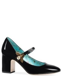 Gucci Lois Bee Mary Jane Pump