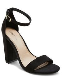 Merona Lulu Block Heel Sandals