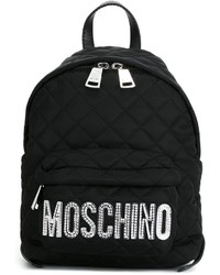 Moschino quilted backpack medium 520449