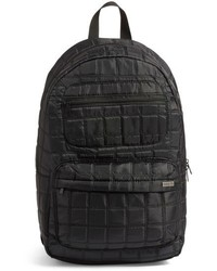 RVCA Not Worthy Quilted Backpack Black