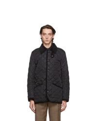 MACKINTOSH Black Quilted Waverly Jacket